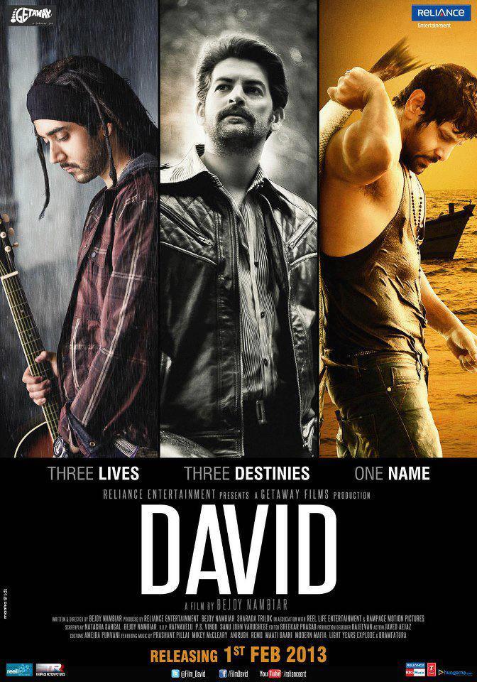 Vikram's david Movie First Look