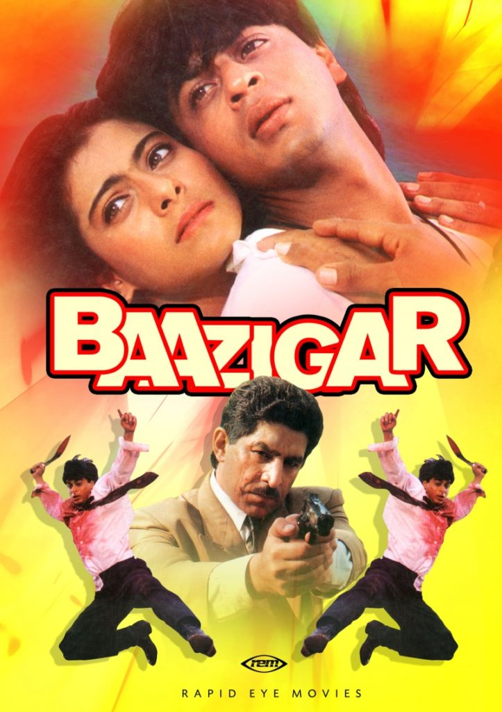 baazigar best suspense thriller