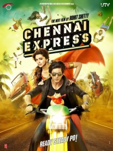 Exclusive Chennai Express Ready Steady PO!