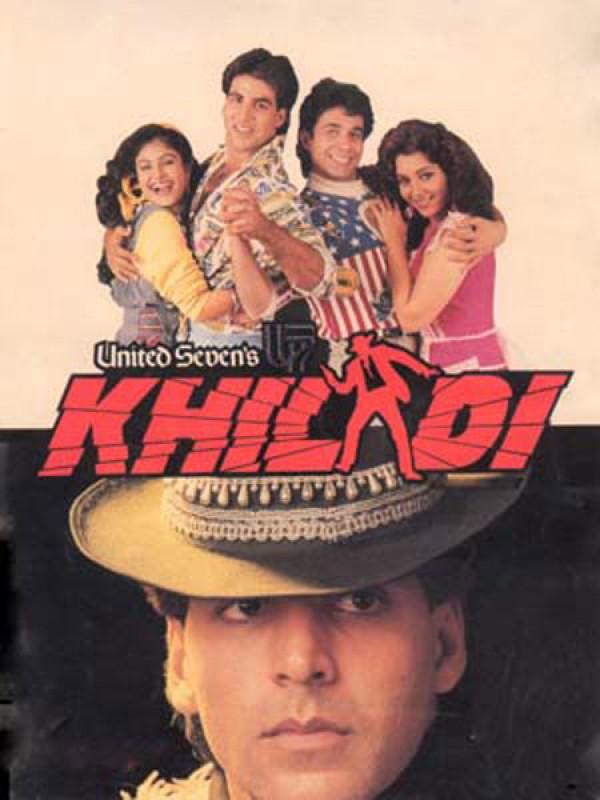 Ak Tha Khiladi Moovi Hindi: Best Suspense Thriller Hindi Movies (Bollywood