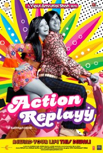 Action Replayy Best Science Fiction movies bollywood