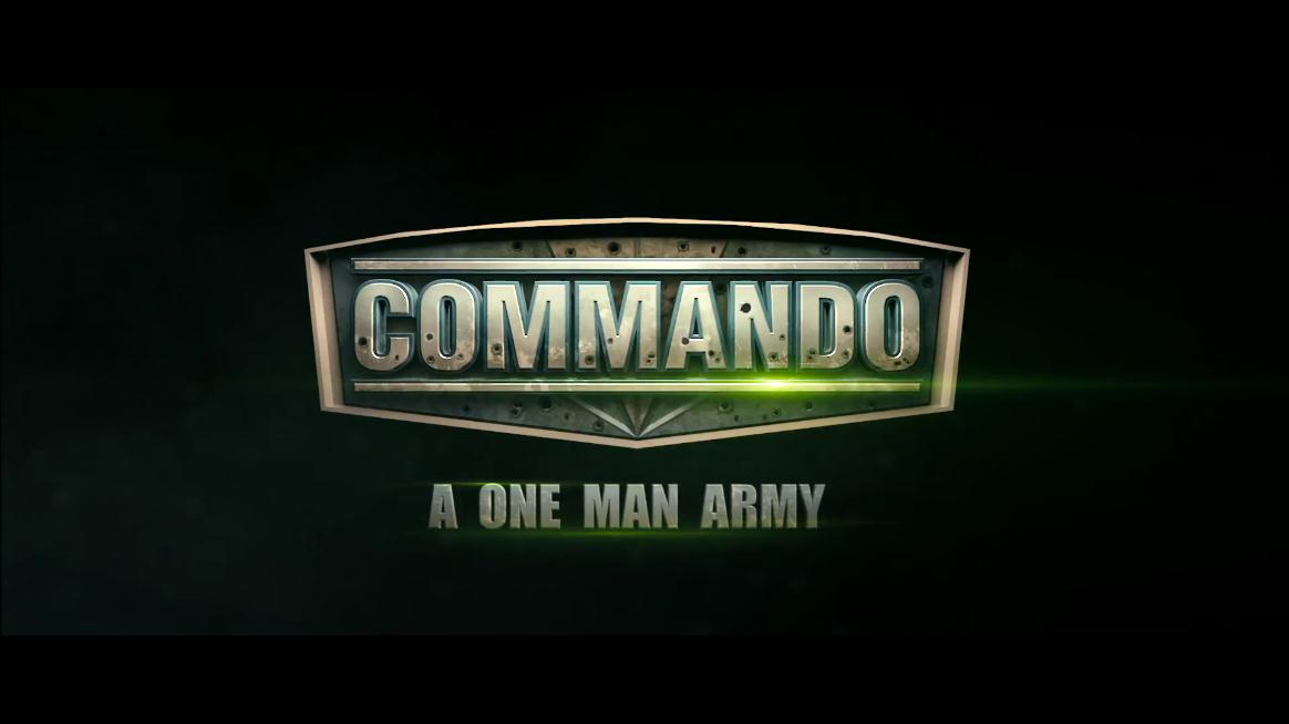 Commando-banner
