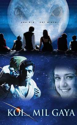 Koi Mil Gaya Best Science fiction Hindi Movie
