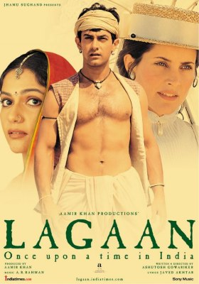 Lagaan Hindi movie once upon a time in india movie on cricket