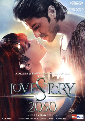 Lovestory2050 Best Science fiction Hindi Movie