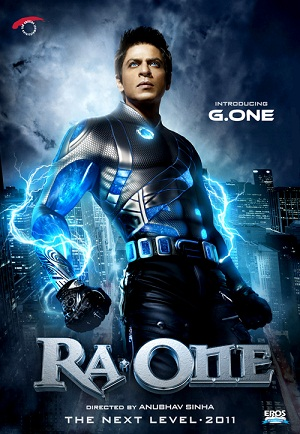 Ra one Best science fiction movie bollywood