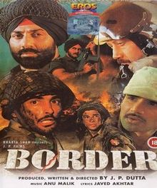border hindi movie poster