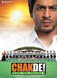 chak de india poster