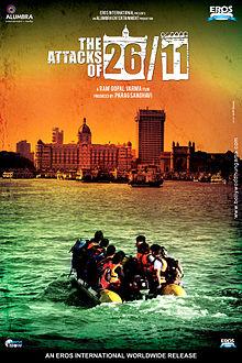 the attacks of 26 11 hindi movie poster