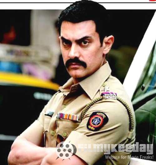 Aamir Khan Police Talassh mustache