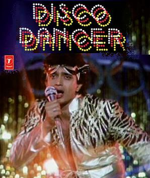 Disco dancer hindi movie on dance