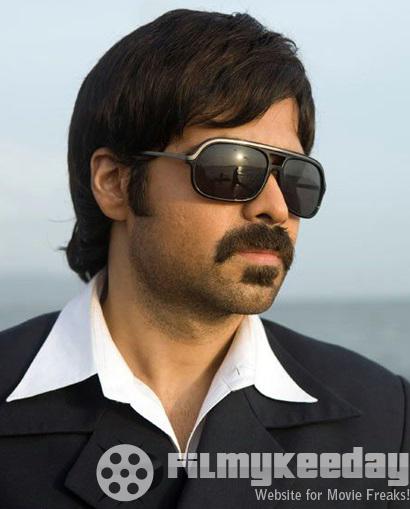 Emran Hashmi In mustache