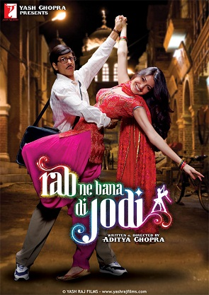 Rab ne bana di jodi movie on dance