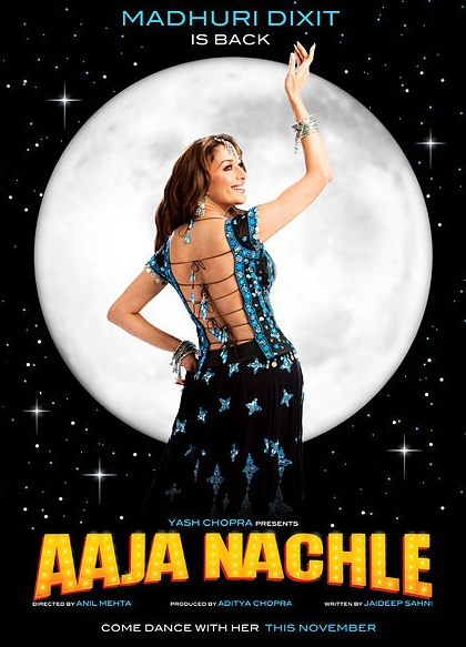 aaja-nachle movie based on dance