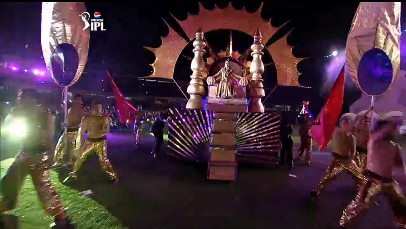 ipl opening 2013 images