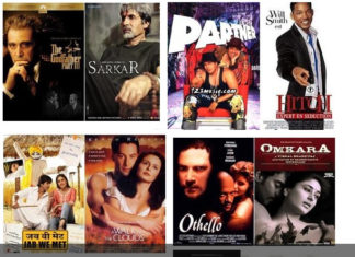 Hollywood Remakes in Bollywood