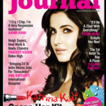 Katrina Kaif on Famous magazine Covers