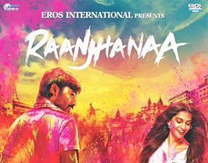 Raanjhnaa Hua Main Tera Lyrics Title Song