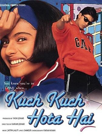 kuch kuch hota hai hindi movie on friendship