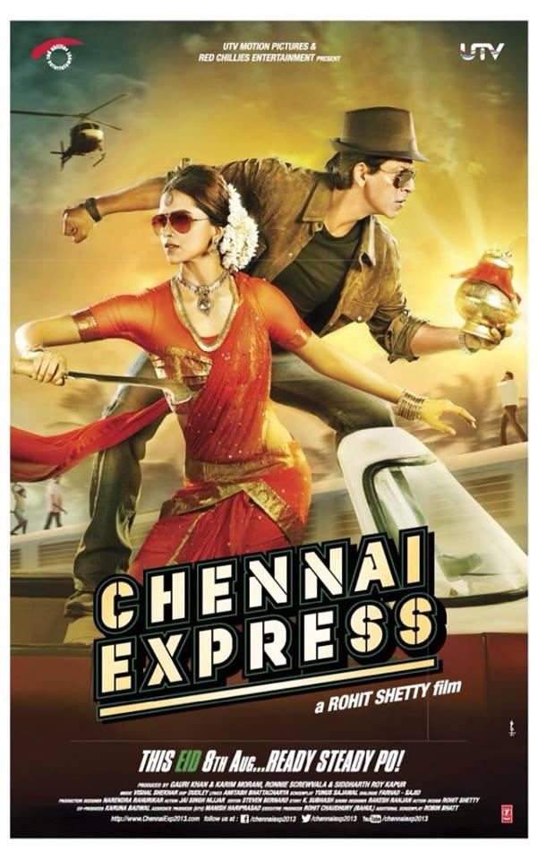 Chennai Express Trailer
