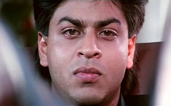Shahrukh Khan In Baazigar