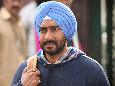 Ajay Devgn as Sikh in Son of Sardaar