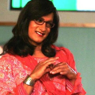 Aamir khan as a Girl