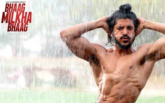 Farhan-Akhtar-New-Look-movie-Bhaag-Milkha-Bhaag-hd-wallpapers