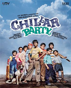 Chillar Party Hindi movie on Friendship
