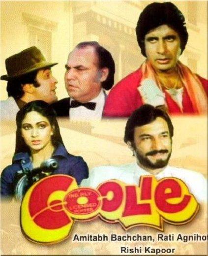 Coolie Amitabh Bachchan Angry Youngman