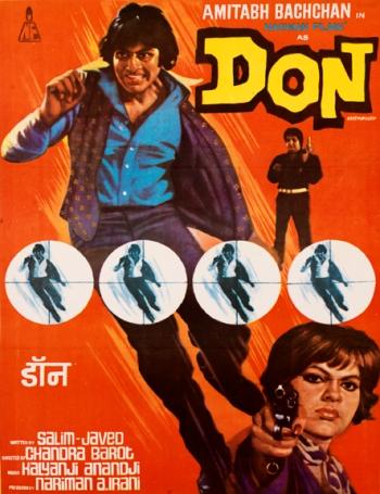 Don OLD Amitabh Bachchan Angry Youngman