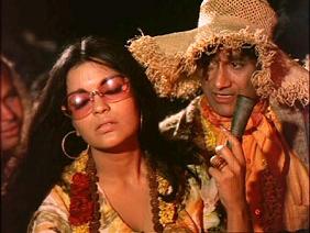 Hare Rama Hare Krishna Movie on Brother Sister