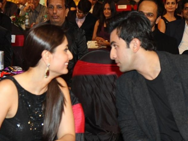 Kareena and Ranbir Brother sister duos