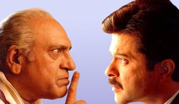 Nayak Movie on Politcs