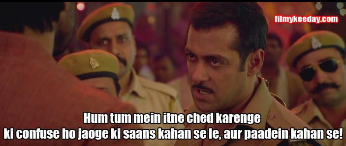 chedi singh Salman Khan memes Dialogues