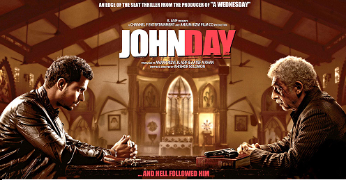 JohnDay Hindi movie 2013