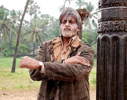 Amitabh Bachchan boothnath look