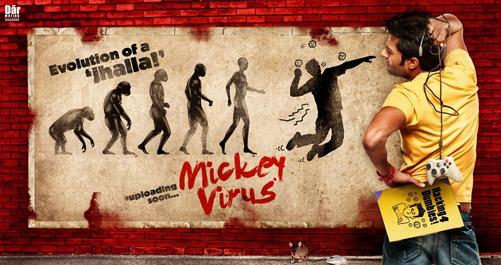 Mickey virus Poster Movie Review