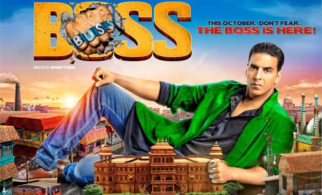 Boss 2013 Movie Wiki and Box Office Collection | Filmy Keeday