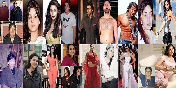 fat celebs before and after, adnan fat, alia fat, arjun fat, kareena fat, parineeti fat, zarine fat, sonam fat