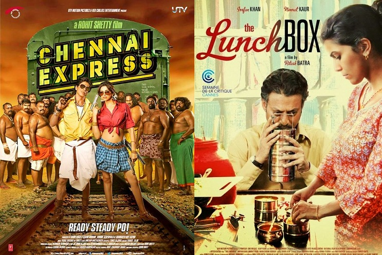 Chennai Express VS The Lunchbox