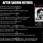 Best farewell given to Sachin by fans through Social Media