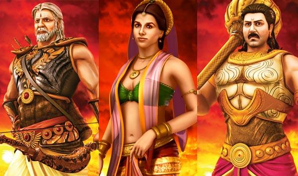 Mahabharat animated Movie