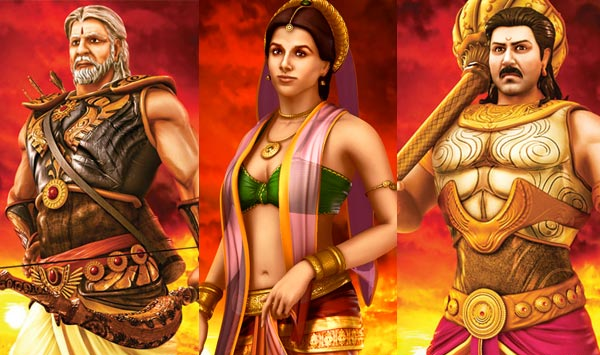 Mahabharat animated Movie