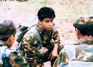 Fauji TV Show Shahrukh Khan