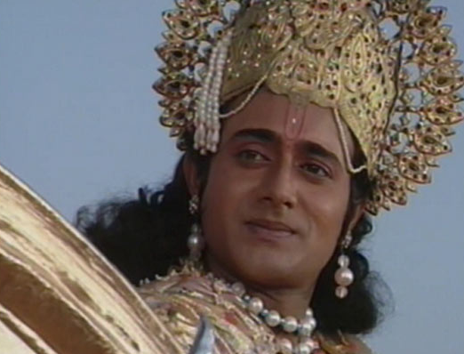 NItish Bhardwaj Mahabharat Krishna Br Chopra