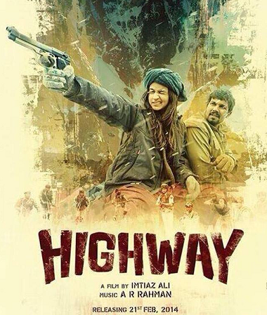 highway hindi movie poster
