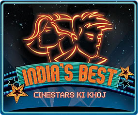 indias best cine star ki khoj