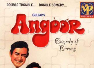 Angoor Movie Comedy of Errors