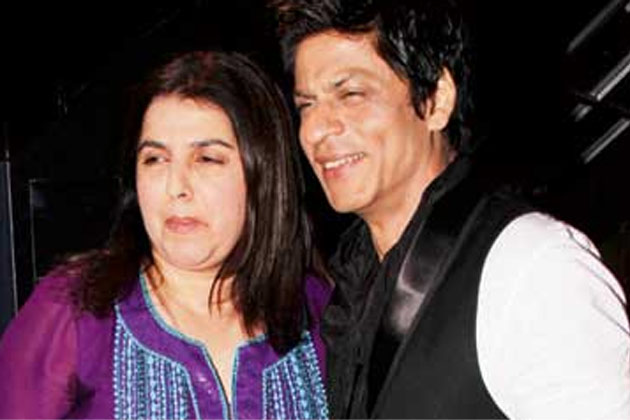 SRK injured on sets of Happy New Year